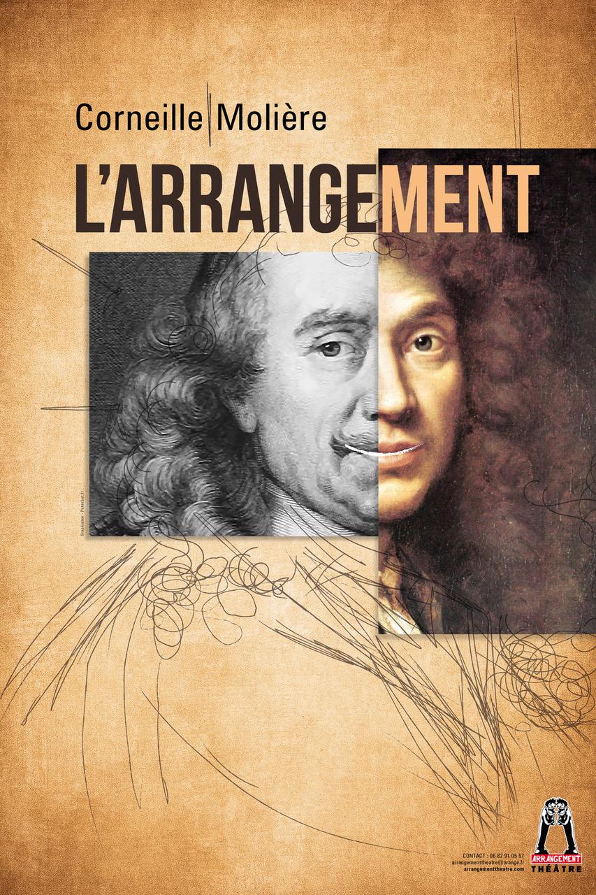Corneille Molière l'arrangement
